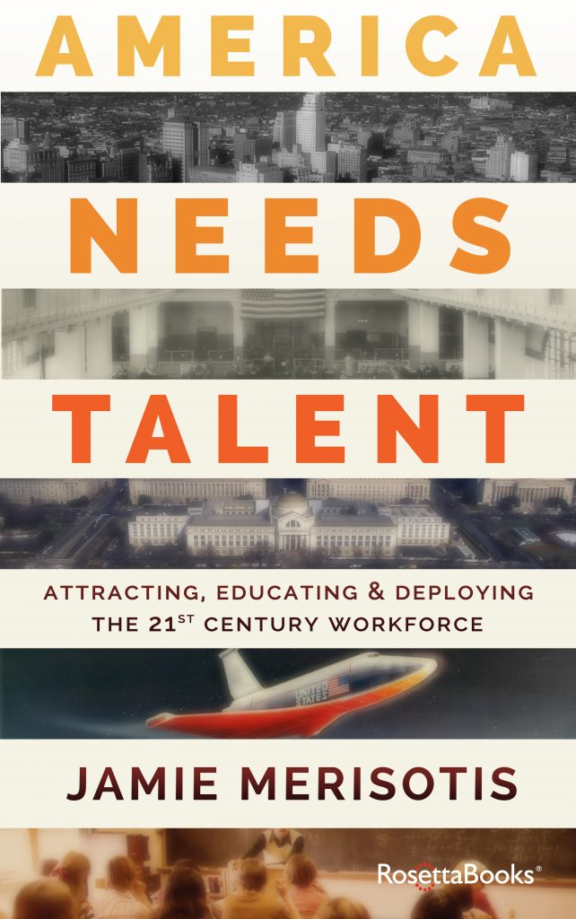 Merisotis talks about how education can boost talent in America